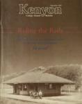 Kenyon College Alumni Bulletin - September 1985
