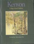 Kenyon College Alumni Bulletin - September 1987