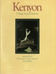 Kenyon College Alumni Bulletin - Summer 1988