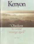 Kenyon College Alumni Bulletin - April 1992