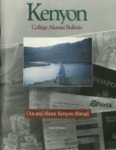 Kenyon College Alumni Bulletin - October 1993