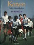 Kenyon College Alumni Bulletin - March 1994