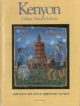 Kenyon College Alumni Bulletin - August 1994