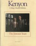 Kenyon College Alumni Bulletin - Summer 1995