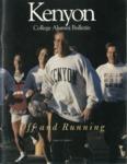 Kenyon College Alumni Bulletin - Winter 1995