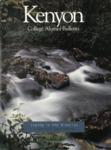 Kenyon College Alumni Bulletin - Winter 1996