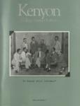 Kenyon College Alumni Bulletin - Summer/Fall 1997