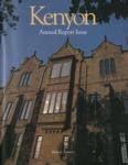 Kenyon College Alumni Bulletin - 1997-98 Annual Report