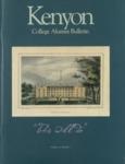 Kenyon College Alumni Bulletin - Spring 2000