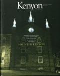 Kenyon College Alumni Bulletin - Fall 2007