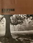 Kenyon College Bulletin - November 1973