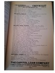 Henry Minns 1929 Walsh's Directory p 155 by Walsh