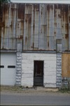 Front of building on corner of Waterford and Quaker Roads. by Eleanor S. Dahlin