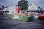 The Turkey Float by Norma Laughrey