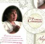 Vanessa Ávalos's first communion
