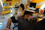 Balinda Craig Quijada, professor of dance at Kenyon College,