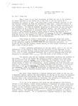 Letter to C. P. McIlvaine