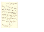 Letter to the Bishop of Carlisle by Bishop Seymour