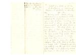Letter to Newton(?)