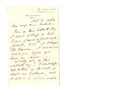Letter to C. P. McIlvaine
