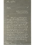 Letter to William Seward by Charles Francis Adams