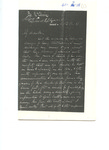 Letter to S. P. Chase by Charles Pettit McIlvaine