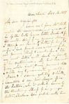 Letter to G. W. Dubois
