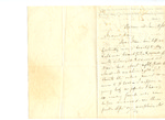 Letter to Maria (Mamy), his daughter