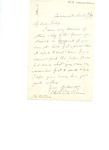 Letter to Bishop Stevens