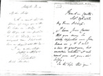 Letter from the Bishop of Winchester to C.P. McIlvaine by Charles Pettit McIlvaine