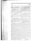 Newspaper Reproduction of Letter to Charles Petit McIlvaine