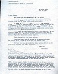 Letter to Charles Petit McIlvaine