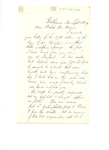 Letter to Charles Petit McIlvaine by George Peabody
