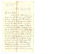 Letter from C.P. McIlvaine to Bishop Bedell