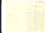Letter from James Kent Stone to Charles P. McIlvaine by James Kent Stone