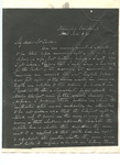 Letter to S.P. Chase by Charles Petit McIlvaine