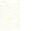 Letter to C.P McIlvaine