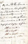 Letter to C.P. McIlvaine by Charles Bridges