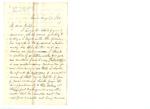 Letter to Bishop Bedell`
