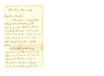 Letter to C.P. McIlvaine