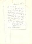 Letter to Bishop Whittingham