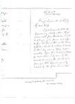 Letter to Reverend W. R. Wittingham