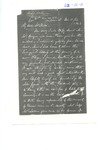 Letter to S.P. Chase