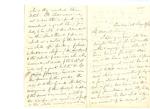 Letter to Maria (Mamy) Du Bois