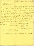 Letter to McIlvaine by C. P. Buckingham