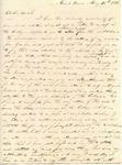 Letter to McIlvaine