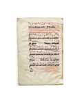 Gradual (Antiphonal?): Number 32