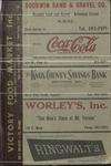 Polk's Mount Vernon City Directory, 1963