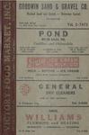 Polk's Mount Vernon City Directory, 1954