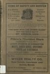 Walsh's 1927 Mt. Vernon Directory